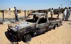 Simultaneous Bombings in Sinai