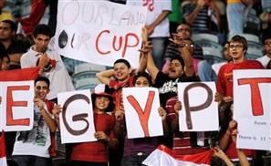 Cheer for Egypt