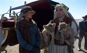 Nicole Kidman, James Franco & Robert Pattinson Star in Arabian Desert Drama