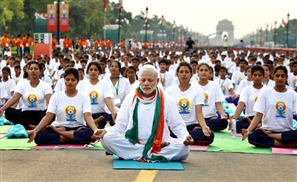 Celebrate International Yoga Day in Cairo