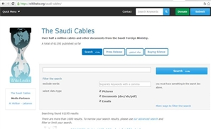 Wikileaks to Release Half a Million Saudi Secrets
