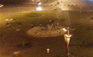 Tahrir Monument Being Rebuilt?