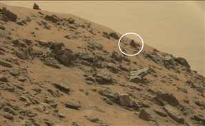 Pyramid Seen on Mars, Conspiracy Theorists Freak Out