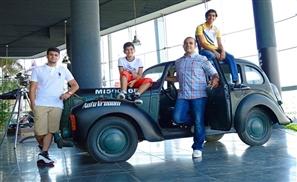 Daddy Cool: Rami Serry