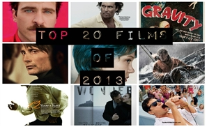 Top 20 Films of 2013