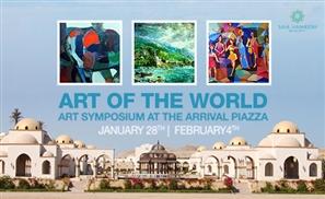 Sahl Hasheesh's Art Explosion