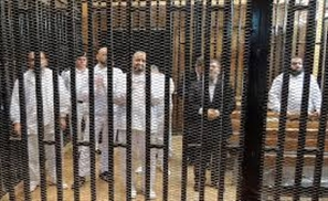Morsi Goes Ape in the Dock