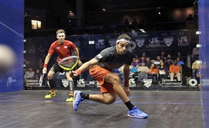 ElShorbagy Wins US Squash Open!