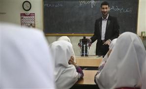 Iranian Robot Teaches Prayer