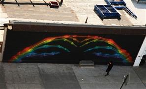 Shok-ing Graffiti