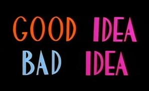 Good Idea/Bad Idea: Easter