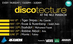 Discotecture's New Architecture