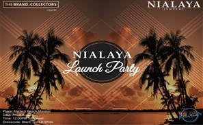 Nialaya Launch Party