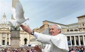 Pope Proves We Can All Coexist