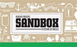 Heineken Sandbox Line-Up!