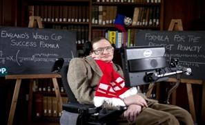Hawking Predicts Brazil 2014