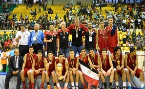 Egypt U16 Third Time FIBA Champions