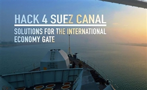 Hackaton Calls on Startups to Turn the Suez Canal into a Smart One
