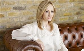 J.K.Rowling Speaks to Egyptian Writer