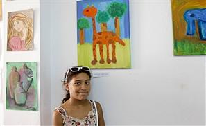 Honing Egypt's New Wave: The Art Room for Children