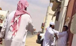 VIDEO: Saudi Man Attacks Expat Worker