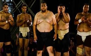 Meet Ramy El-Gazar: Egypt's Champion Sumo Wrestler
