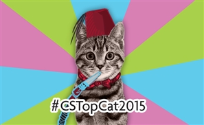 Is Your Cat the Next #CSTopCat2015 ?