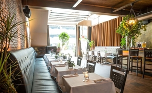 Pergola: Egyptians Set the Culinary Scene in New York City