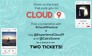 Win Two Tickets To Cloud 9 Music Festival