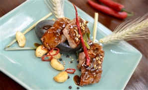 Birdcage: Gourmet Thai at the InterContinental Semiramis