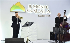 Tatweer Misr: Il Monte Galala Sokhna Gala Dinner