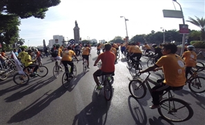 Cairo From the Eyes of Cyclists