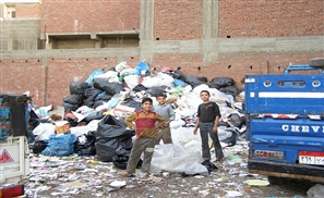 Egypt Government Considers Garbage For Food Programme