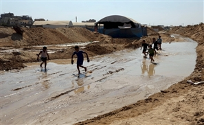 Egypt Pumps Seawater Into Tunnels to Prevent Smuggling Operations in Gaza