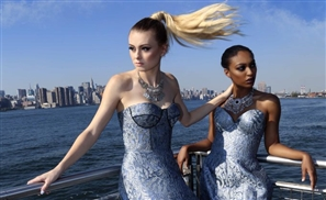Exclusive: Norine Farah's Oasis Collection Shot in NYC
