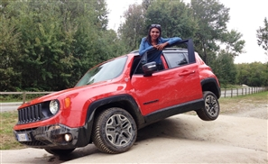First Look: Jeep's All-New Renegade