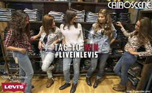 A FREE Pair Of Levi's Jeans, Anyone?