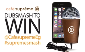 Sing for an iPhone 6 from Cafe Supreme