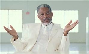Legendary Actor Morgan Freeman Lands in Cairo to Film Documentary