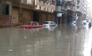 Six Killed in Alexandria By Electrocution After Tram Power Line Falls Into Flooded Streets