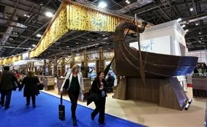 Egypt Winner of Best Booth Design at World Travel Market