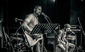 Crash Boom Bang & Hassan Ramzy Live at Cairo Jazz Club