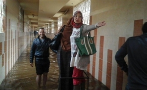 Alexandrian Hospital Floods With Wastewater