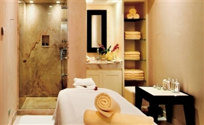 Massaging Mind, Body & Soul at The Four Seasons Cairo at Nile Plaza