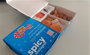 KFC Shrimpo is Back!