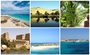 14 of Egypt's Most Beautiful Islands