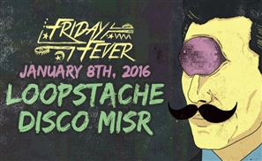 Loopstache And Disco Misr To Tear It Up At CJC