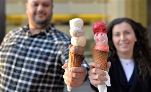 Stavolta: Italian Gelato With An Egyptian Twist