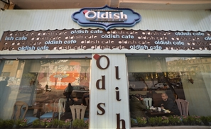 Oldish: Downtown's Newest Courtyard Cafe