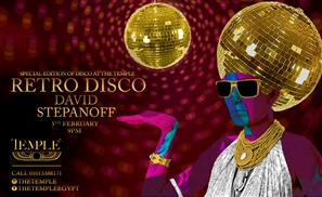 Disco at the Temple - With a French Twist!